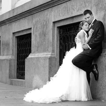 Romantisch in schwarz/weiß - Foto: Walter Carrera