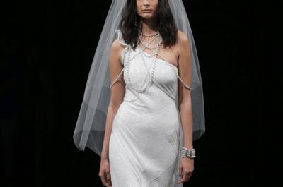 Coiffures de mariée avec un voile : les plus jolies réalisations pour vous inspirer