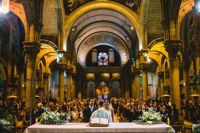 Requisitos para casarte por la Iglesia católica