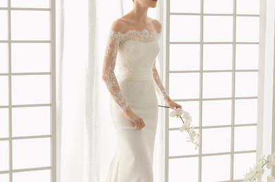 Os 30 vestidos para noivas altas para 2016 que não vai querer perder