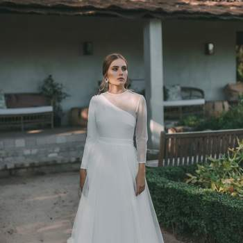 Vestido Alba. Foto: Alejandra Godia