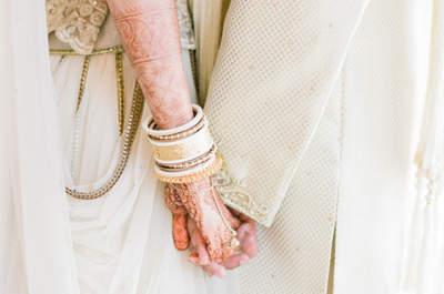 Außergewöhnliche Eheschließungen: Hindu-Hochzeit am Strand!
