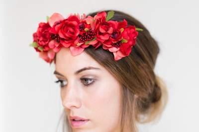 Un mariage au printemps ? Les plus beaux accessoires de coiffure pour invitée 2017 !
