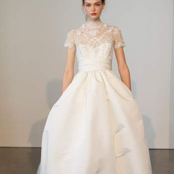 Фото: Marchesa 2015 - New York Bridal Week