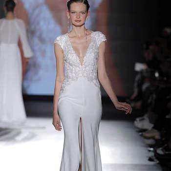 Créditos: Rosa Clará. Barcelona Bridal Fashion Week