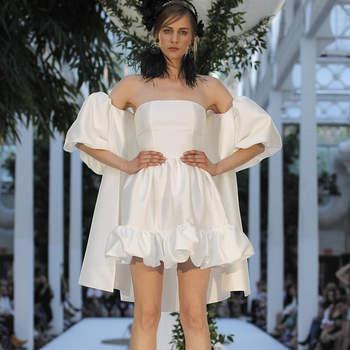 Kleid von Alicia Rueda