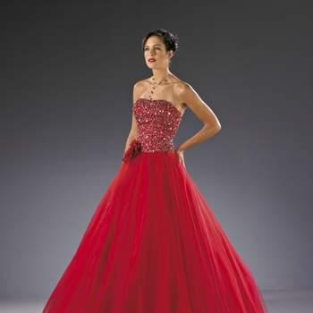Robe de mariée Christine Couture 2013 - modèle Diamant