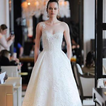 Ines di Santo, Bridal Spring 2020, New York, Avril 2019