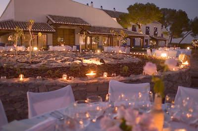 ¿Una boda rústica en un paraje idílico? ¡Sí quiero!