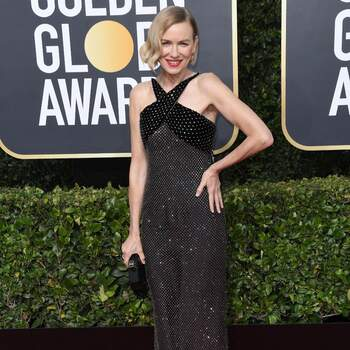 Naomi Watts in Armani | Credits: Getty Images