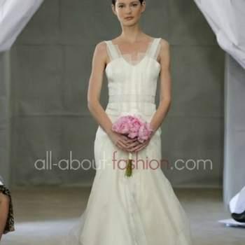 Robe de mariée collection 2013 - Crédit photo: Carolina Herrera