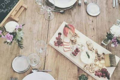 Invitados alérgicos, veganos... ¿Cuántos tipos de menú de matrimonio hay que tener en cuenta en una boda?