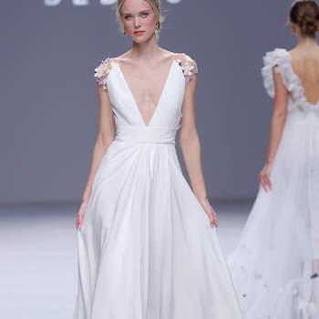 Bebas Closet. Credits: Barcelona Bridal Fashion Week
