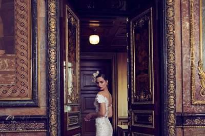 Los vestidos de novia más bonitos del mundo para ti: Nurit Hen 2016