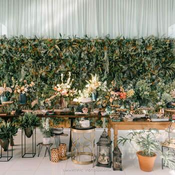 Alpendre Garden Hall | Foto: Smartpic Fotografia