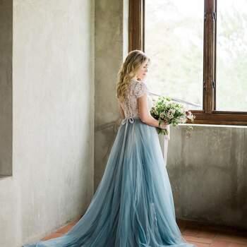 Vestido: Lea Ann Belter/ Kelly's Closet Bridal   Foto: