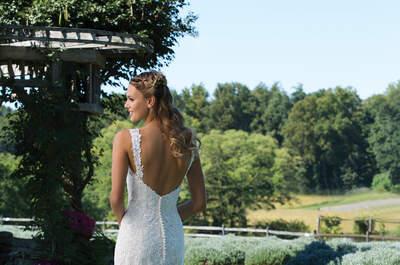 Die romantischen Kleider der Sincerity Bridal Kollektion für Herbst und Winter 2017 präsentieren sich mit Anmut