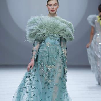 Photo : Isabel Sanchis - Credits: Barcelona Bridal Fashion Week