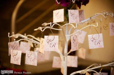 Ideias originais para organizar seus convidados nas mesas