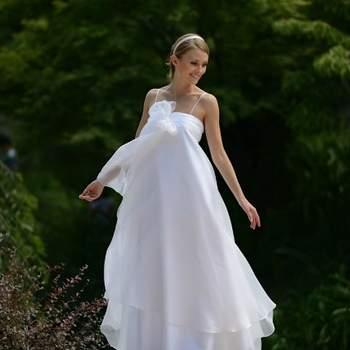 Robe de mariée Catherine Varnier - Modèle Elizee