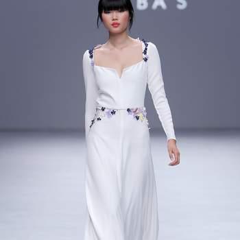 Photo : Beba_s Closet. Credits_ Barcelona Bridal Fashion Week