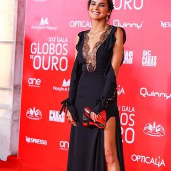 Sara de Matos em Elie Saab | Créditos: Nuno Pinto Fernandes © GLOBAL IMAGENS