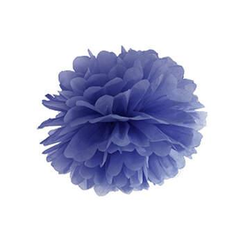 Pompones Azul- Compra en The Wedding Shop