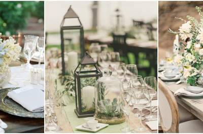 Check out these 50 Impressive Wedding Table Centerpieces