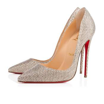 So Kate Glitter Diams. Credits: Christian Louboutin