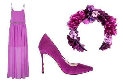 Belleza y exotismo en un solo color: Orquídea Radiante