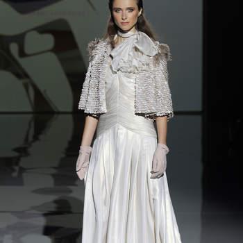 Isabel Zapardiez, Barcelona Bridal Fashion Week