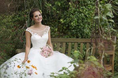Sweetheart 2016 : des robes de mariée pleines de naturel et fraîcheur
