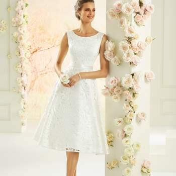 Kleid von Bianco Evento