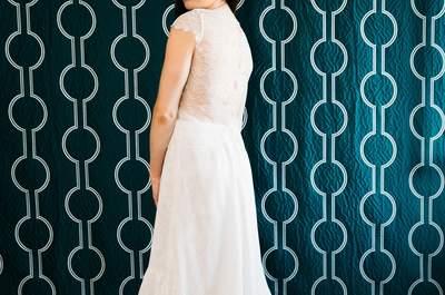 Robes de mariée Ofildélo 2018 : une inspiration seventies !