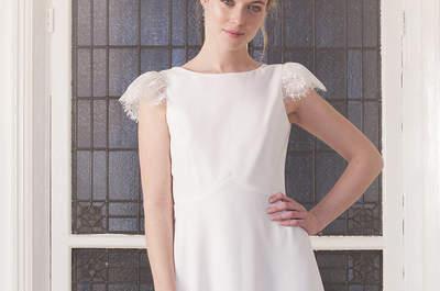 Robes de mariée pour mariage civil 2017 : De magnifiques modèles à ne pas laisser échapper