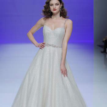 Maggie Sottero. Créditos: Barcelona Bridal Fashion Week
