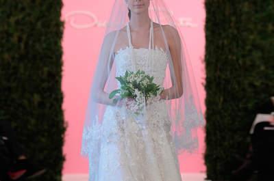 Пышные свадебные платья Весна/Лето 2015: почувствуй себя принцессой