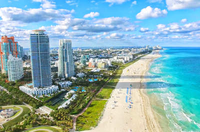Destination wedding: Playas y buen ambiente en Miami, ¿te lo vas a perder?