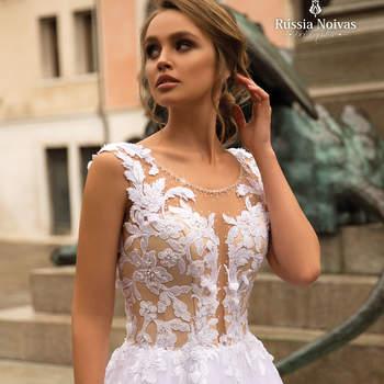 Modelo Diamante | Foto: Rússia Noivas Divulgação