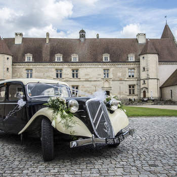 Photo : Hôtel Golf Château de Chailly - Cap sur la Côte-d'Or, à Chailly-sur-Armançon, où cet ancien château du XVIème siècle vous accueille. Cadre étonnant et charme authentique seront au rendez-vous.