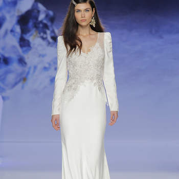 Credits- Barcelona Bridal Fashion Week