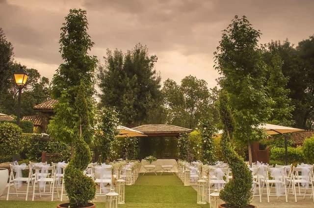 Los 12 mejores lugares para celebrar tu boda cerca de madrid - Sitios para bodas ...