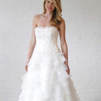New York Bridal Fashion Week Spring 2013.