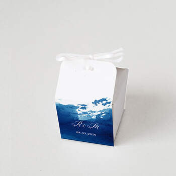 Caja Agua- Compra en The Wedding Shop
