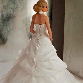 Robe de mariée Christine Couture 2013 - modèle Elégante
