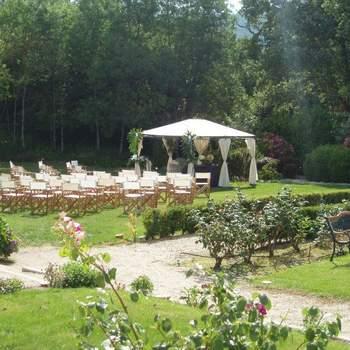 """Espaço especiais para celebrar o seu casamento: <a href=""""https://www.zankyou.pt/f/quinta-da-ponte-12960""""> Quinta da Ponte</a> - Guarda: Faia"""
