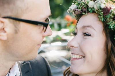 Ländlich, verträumt & wunderschön: So heirateten Swantje & Daniel bei Hamburg!