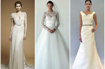 Robes de mariée classiques 2013 : une tendance qui ne passe pas de mode