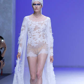Cymbeline. Credits: Barcelona Bridal Fashion Week