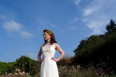 Faith Cauvain 2016 : une collection de robes de mariée glamour et ultra féminine